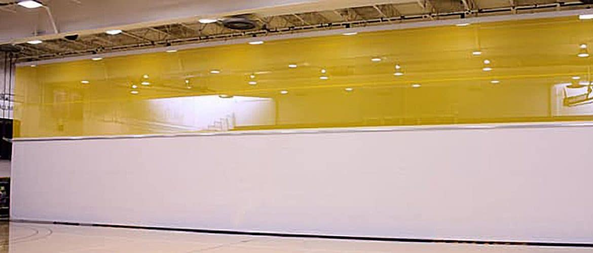 Multiplex Gym Dividers